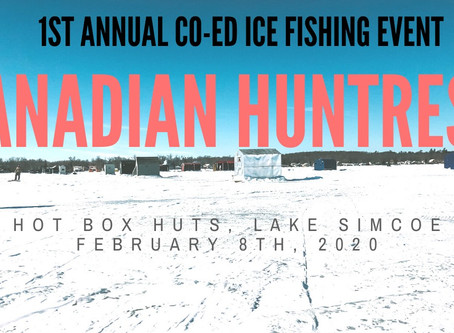 Canadian Huntress Takes On Lake Simcoe