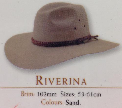 Akubra Hat - Riverina
