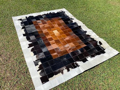 D - Grade patxhwork rug 2m x 1.5m