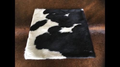 Cowhide Cushion Covers