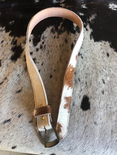 Cowhide Belts