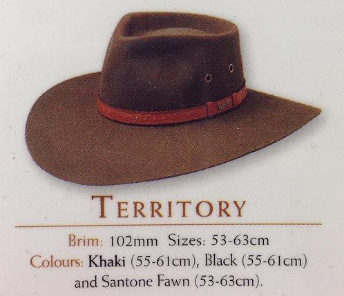Akubra Hat - Territory (limited stock)
