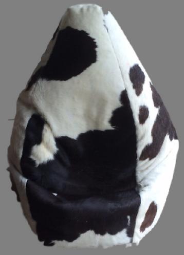 Cowhide Bean Bags