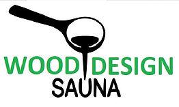 Wood design sauna