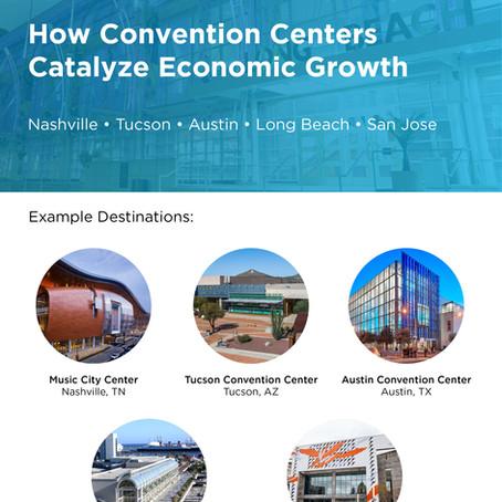 How Convention Centers Catalyze Economic Growth