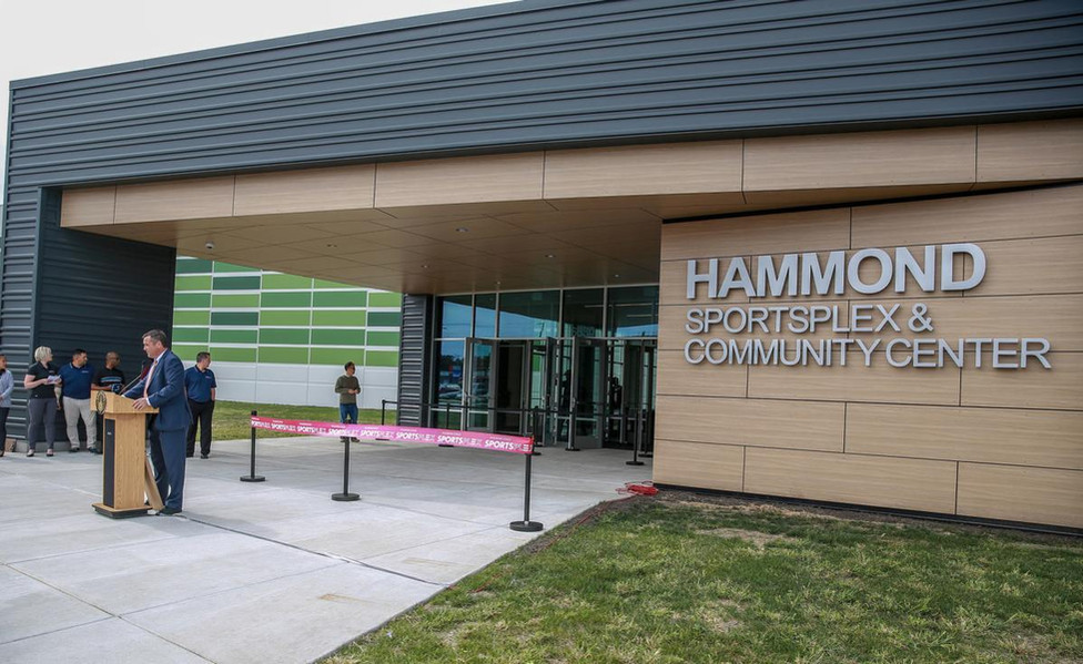 Hammond Sportsplex & Community Center