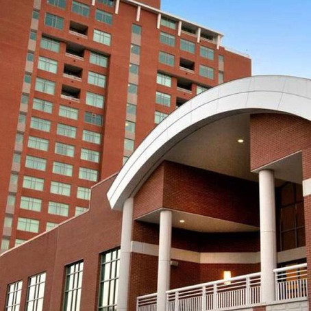 West Virginia University Waterfront Place Hotel