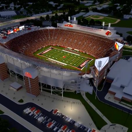 University of Louisville Cardinal Stadium