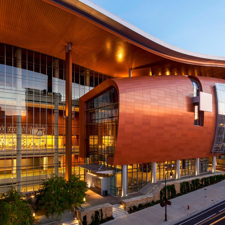 Nashville Convention Center and Headquarters Hotel
