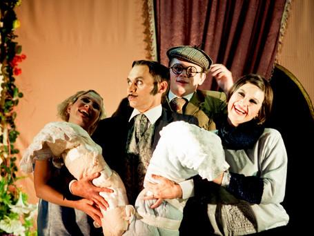 В честь 5-летия Негосударственный авторский театр «Ad LIBERUM» покажет каскад комедий