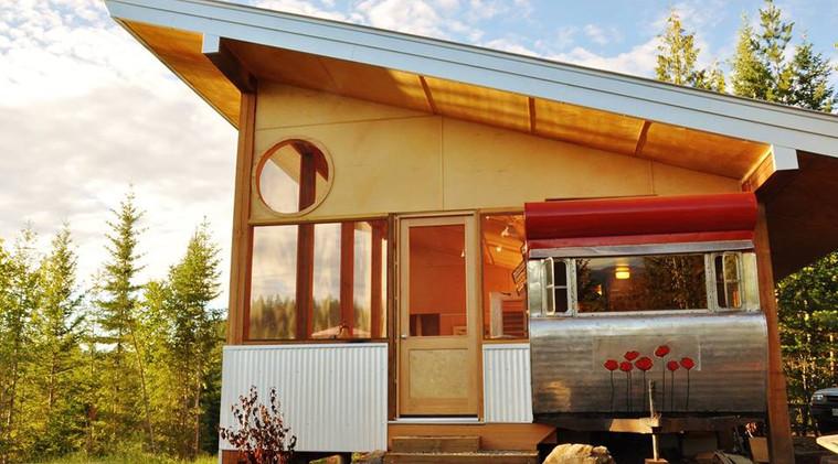 Tin Poppy Cabin
