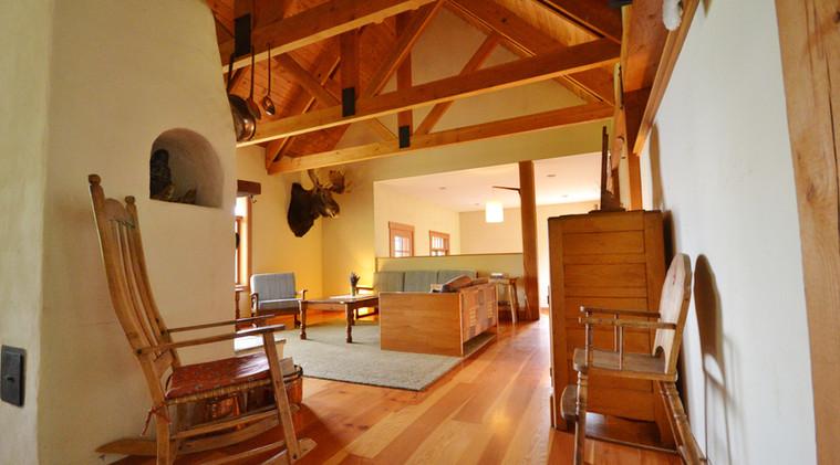 Larch Hills Cabin