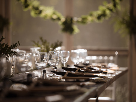 Emerald Popup ~ Fully Curated Eco Weddings in BC