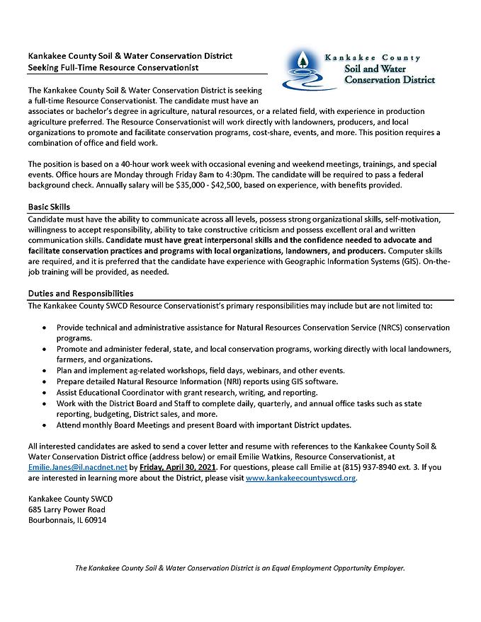Resource Conservationist Job Posting.png