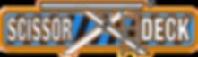 Scissor Deck color logo