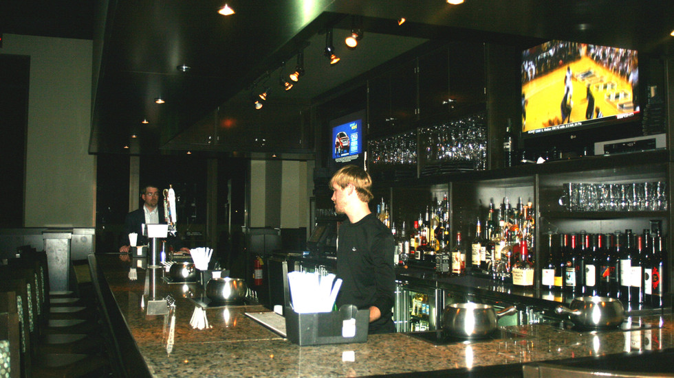 Thomas Electric and our restaurant lighting