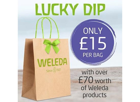£70 of Weleda Sun Care for £15