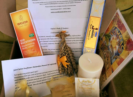 Celebrate Lughnasadh with treats!