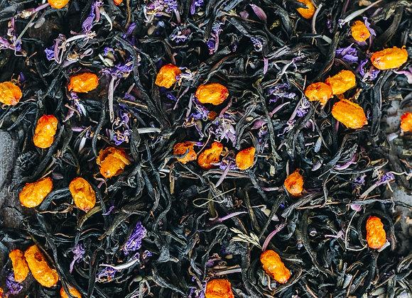 Иван чай с лавандой и облепихой, 50 гр.