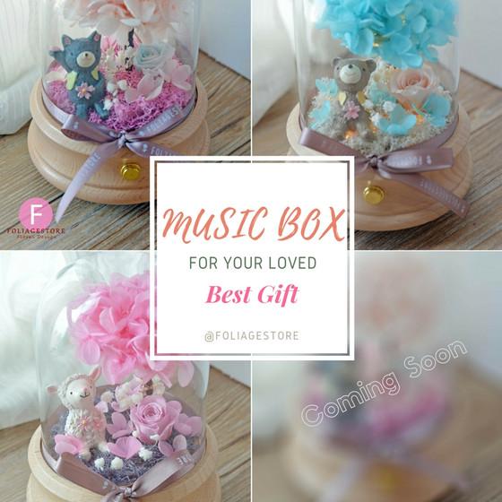 特色藍芽音樂盒Music Box Gift