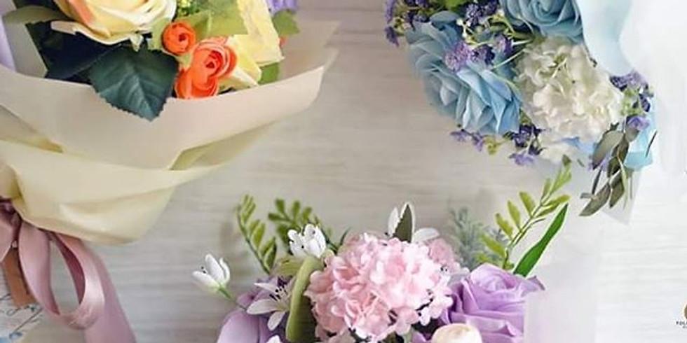 03. SILK Gift Bouquet  絲花束班