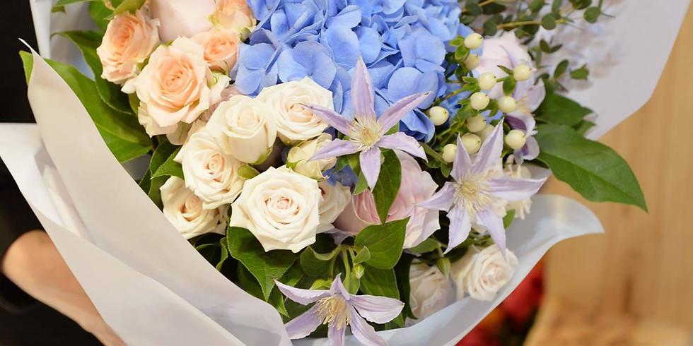03. Fresh Gift Bouquet  鮮花束班