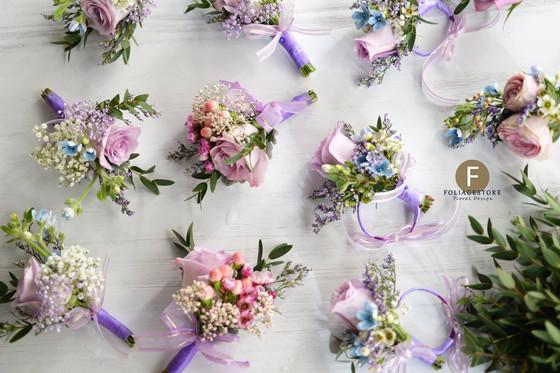 紫玫瑰-- 鮮襟花