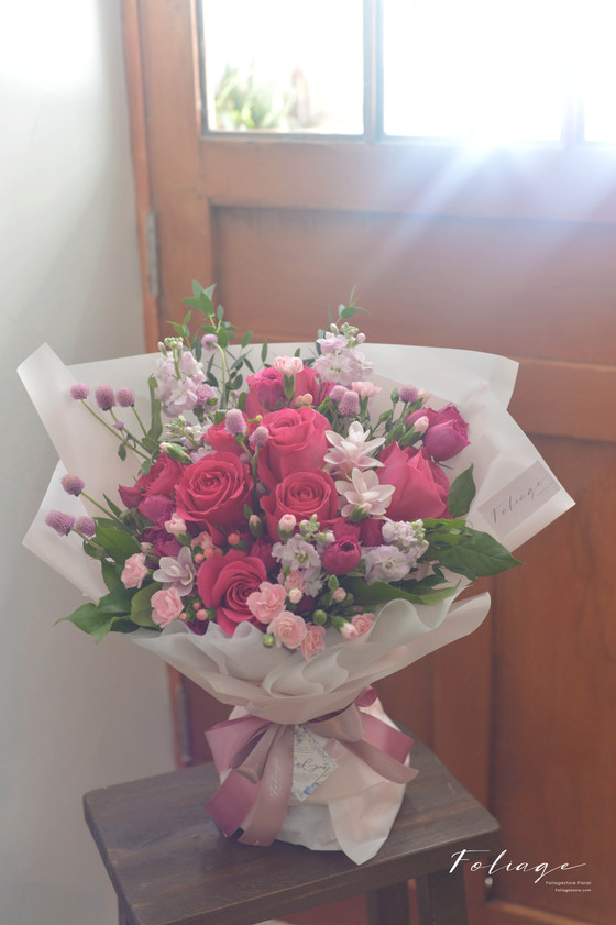 Sending Love Flowers Bouquet 鮮花花束