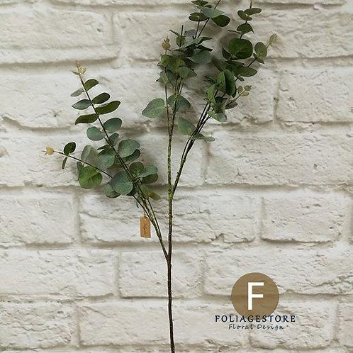 高質仿真絲花 - 植物葉類 - 尤加利葉