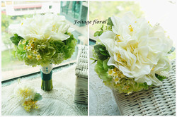 白綠色系列_絲花球35