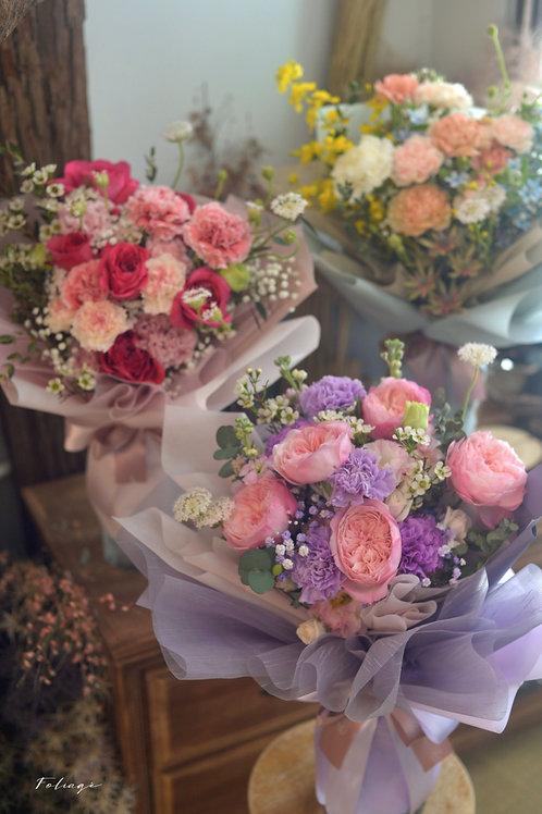 Love Mummy! Mother's Day Flower Bouquet 2021