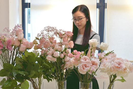 [ Workshop👨🏫👩🏫] 完成8月尾的一場新娘花球班