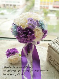 紫色系列_絲花球44