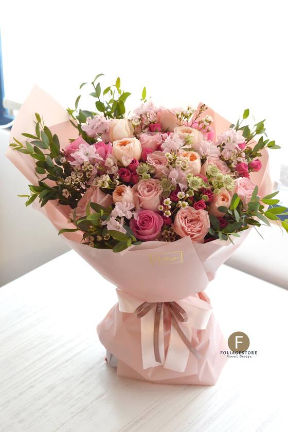 求婚鮮花束