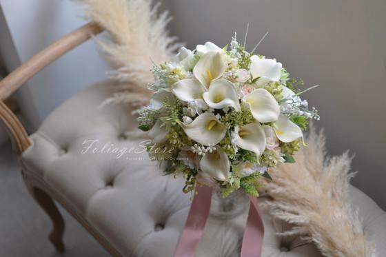 [Artificial Bouquet] 絲花一樣做到高貴氣質感覺