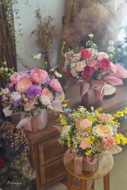 Love Mummy! Mother's Day Flower Box-set 2021