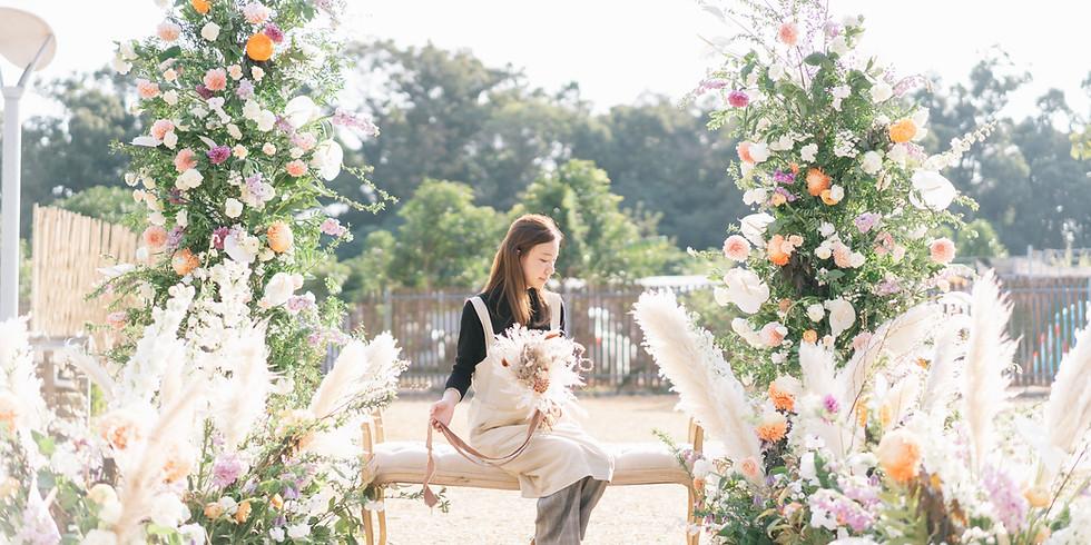 🆕 FLORAL DECORATION 花藝師佈置課
