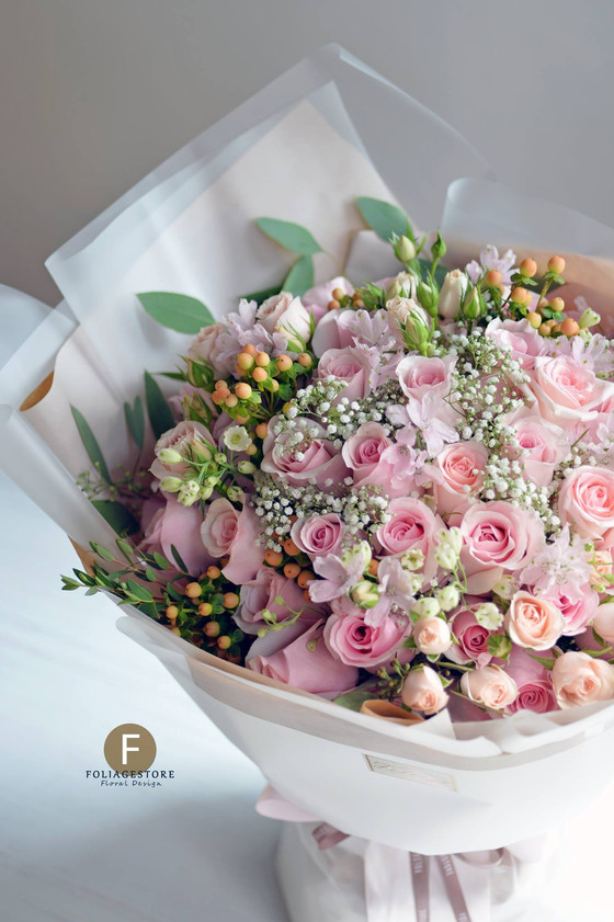 [ Gift of flower ] The classic symbol of love for years