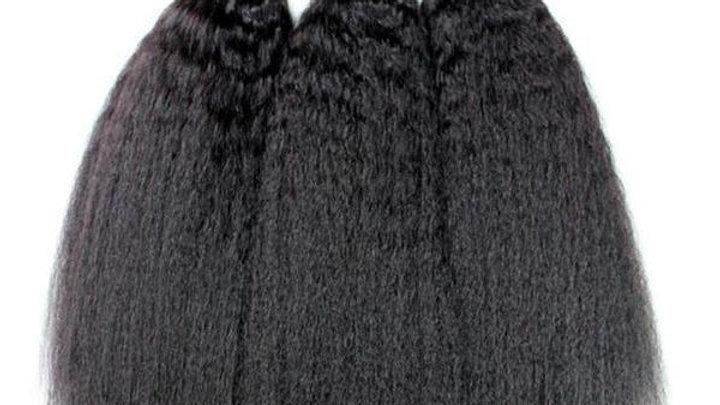 Afro Kinky Straight Hair