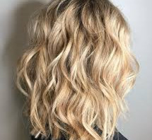 Wonderful wavy hairstyles