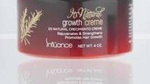 Influance It's Natural Growth Creme 4oz.