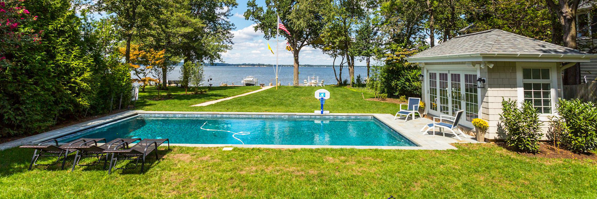Outdoor living in Annapolis