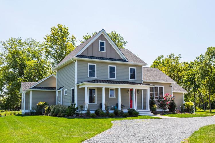 Custom Home. St Michaels, MD