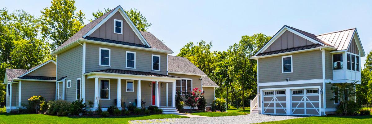 Paquin Design Build custom home