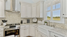 Do Not Settle!  Get The EXACT KITCHEN that you want!