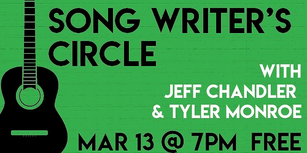 Songwriter's Circle @ M Judson Booksellers