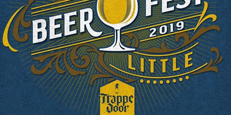 @ Biggest Little Beer Fest at Barley's in Greenville