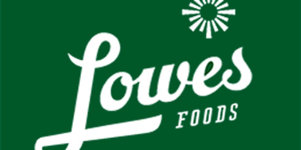 @ Lowe's Foods in Simpsonville