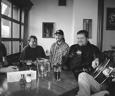 Jef Chandler Band at Barley's, 2001