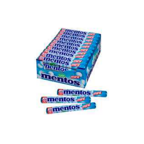 Mint Mento Roll